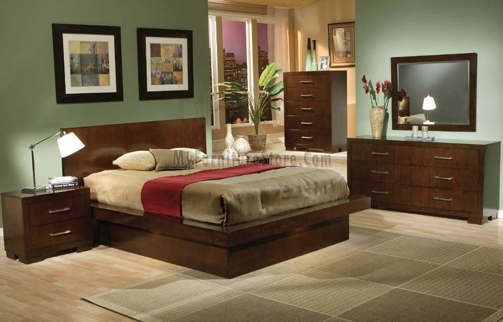 Best Jessica Panel Bedroom Collection 200711 By Coaster With Pictures