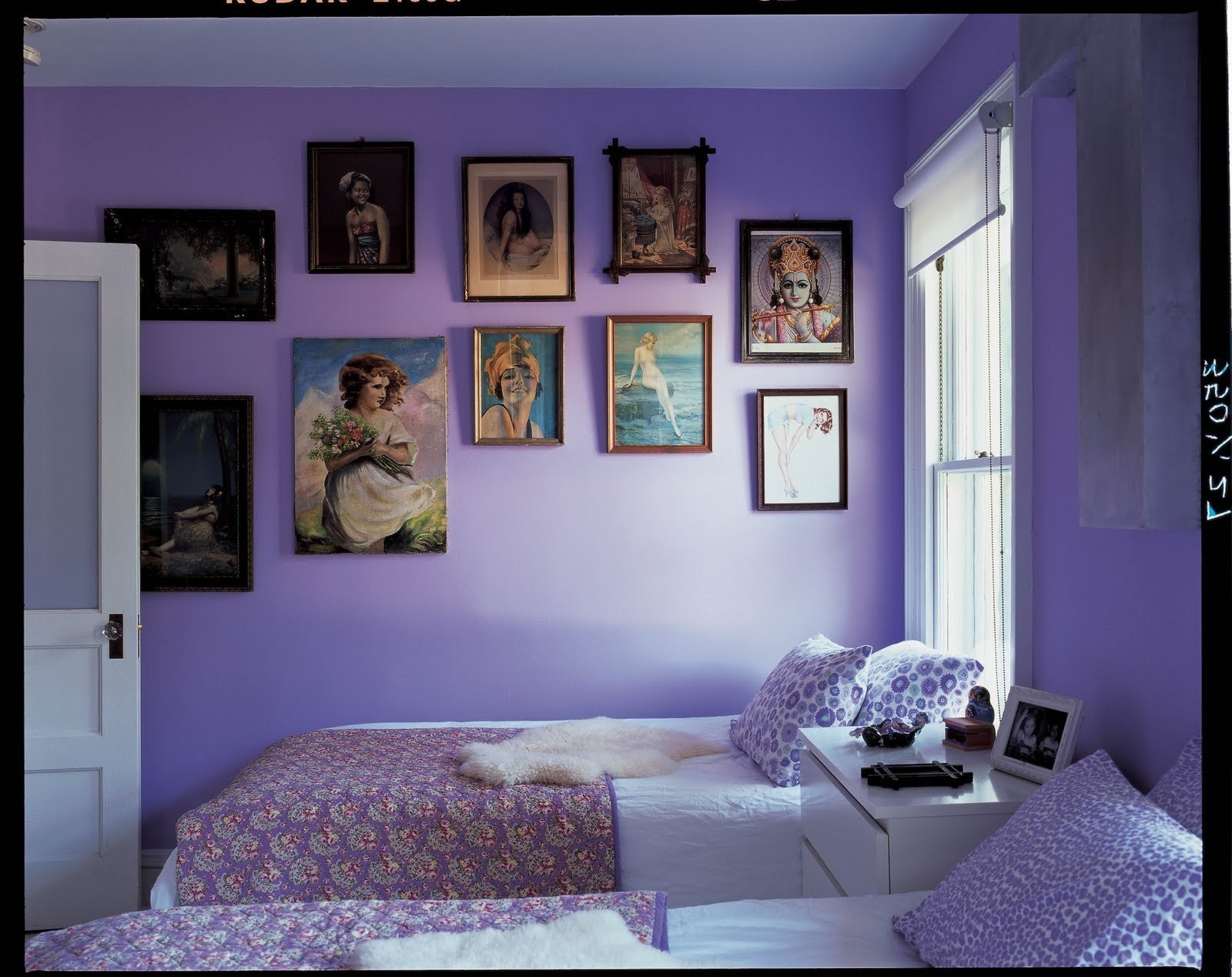 Best Purple And Blue Bedroom Ideas About Folat With Pictures