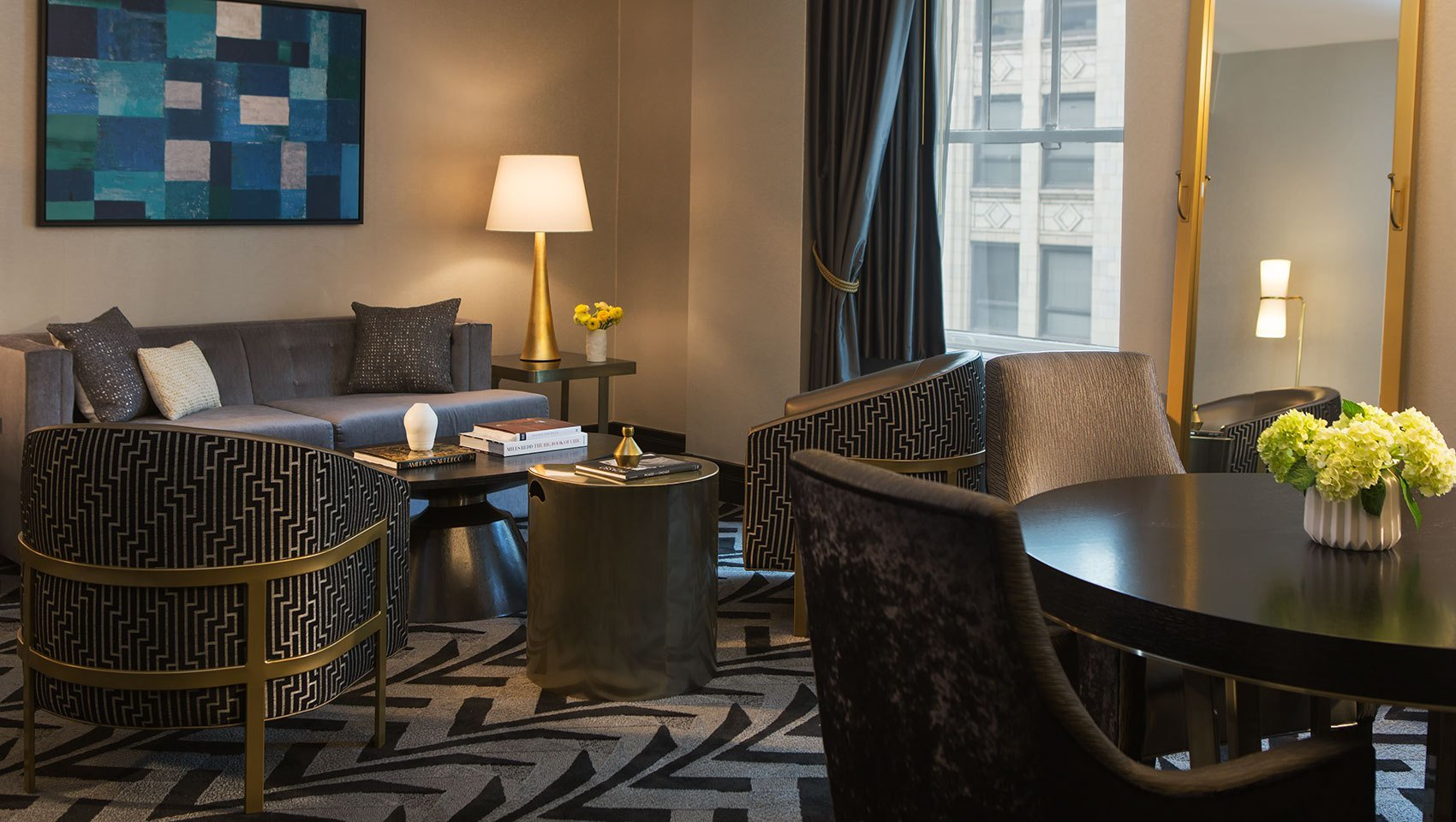 Best Hotel 2 Bedroom Suites Chicago Www Resnooze Com With Pictures
