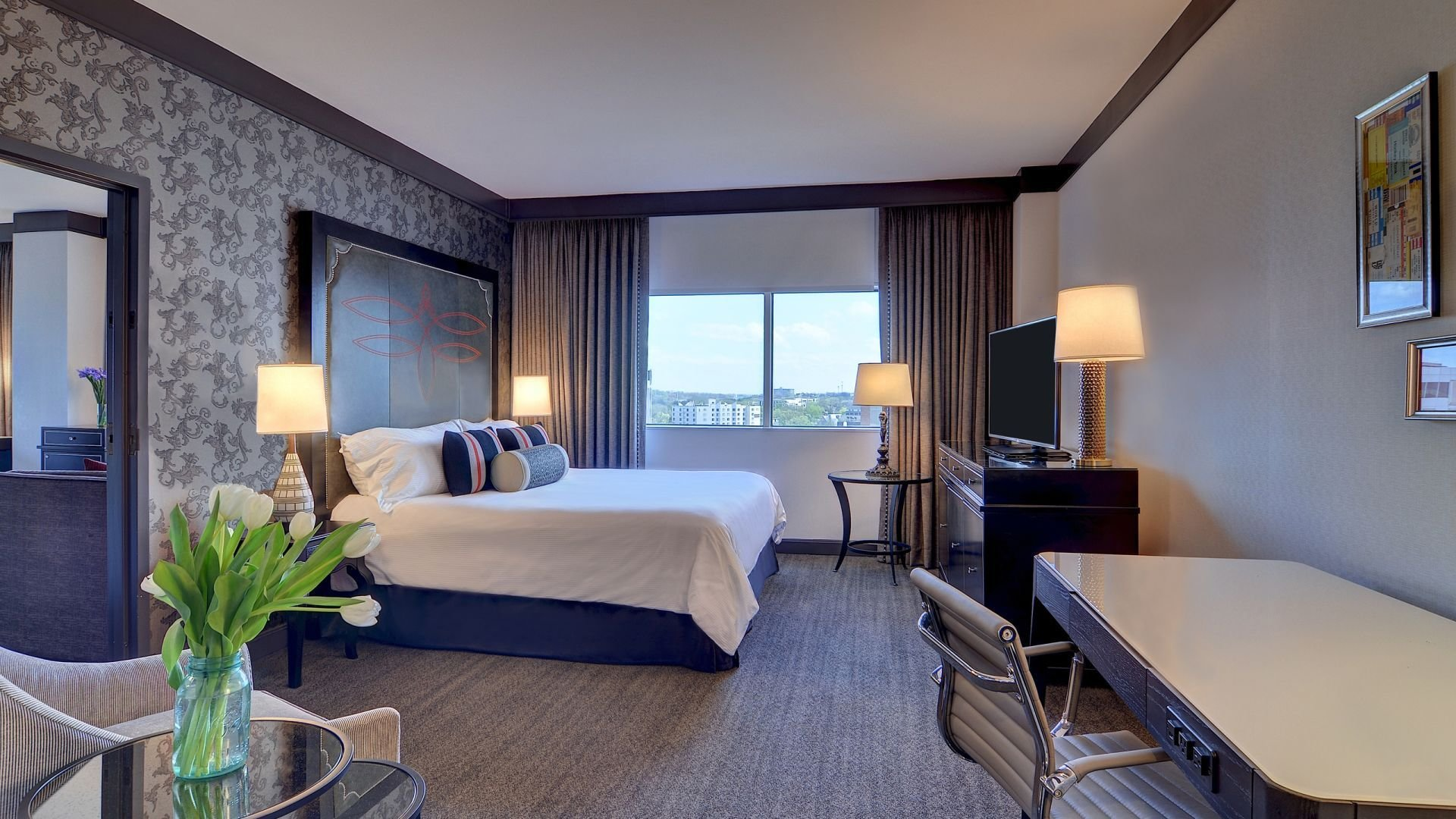 Best 2 Bedroom Hotel Downtown Nashville Www Resnooze Com With Pictures