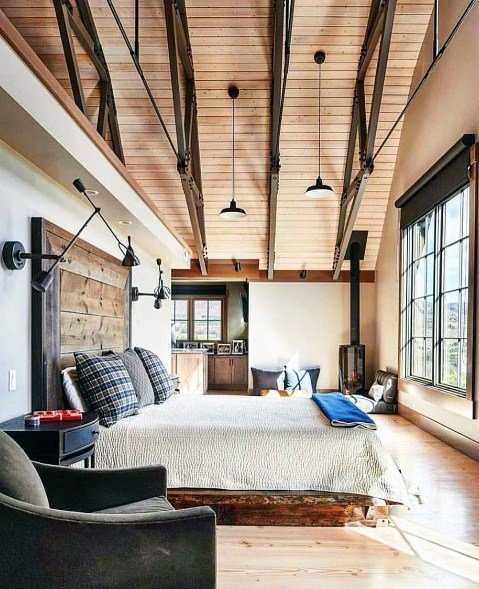 Best Top 60 Best Wood Ceiling Ideas Wooden Interior Designs With Pictures