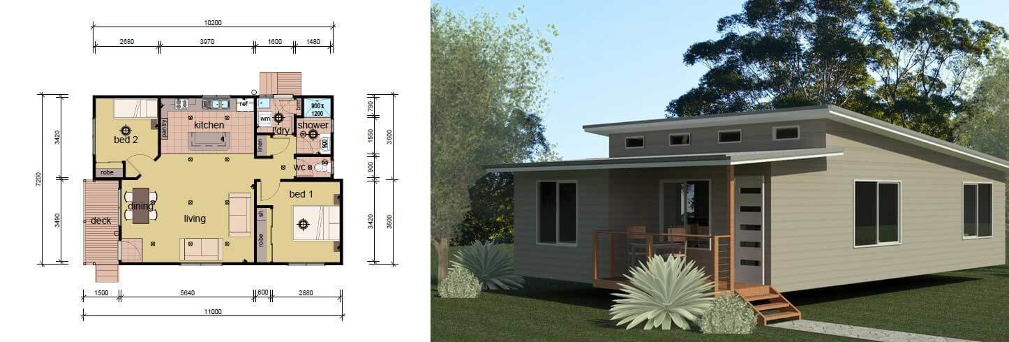 Best The Passmore 2 Bedroom Modular Home Parkwood Homes With Pictures