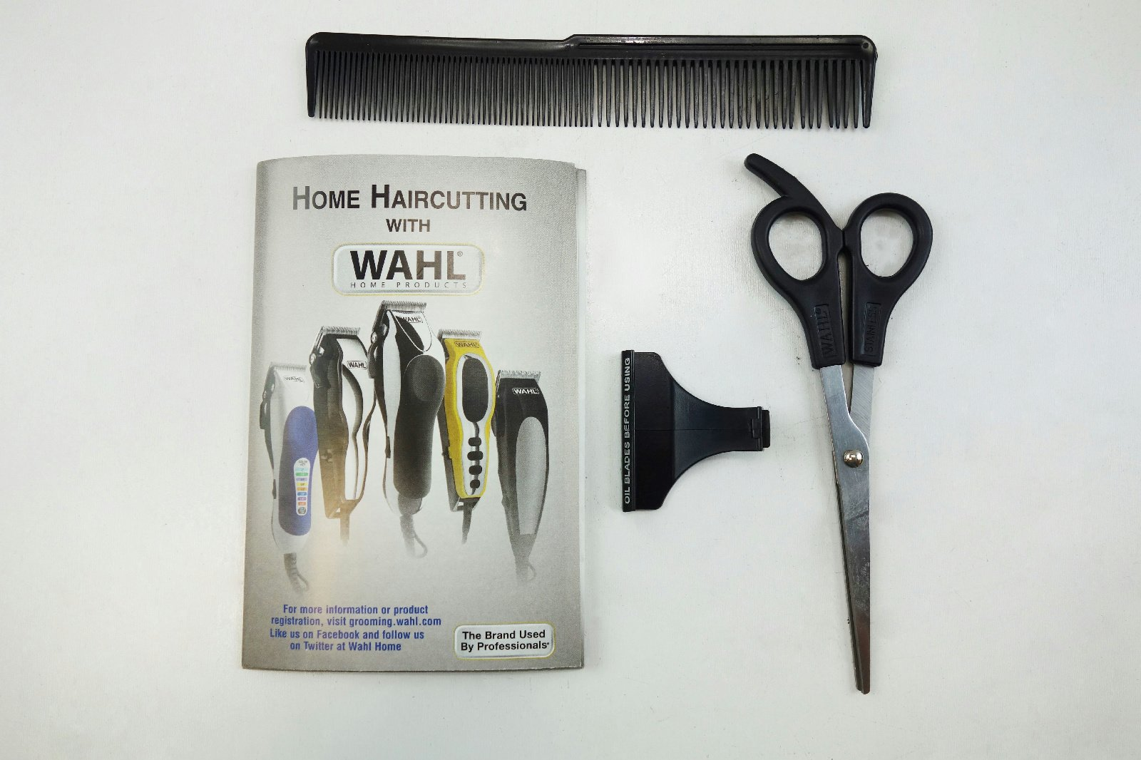 Free Wahl Deluxe Home Haircutting Kit 79300 400 Ebay Wallpaper