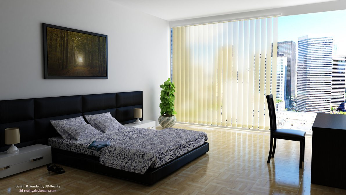 Best Nice Bedroom By 3D Reality On Deviantart With Pictures