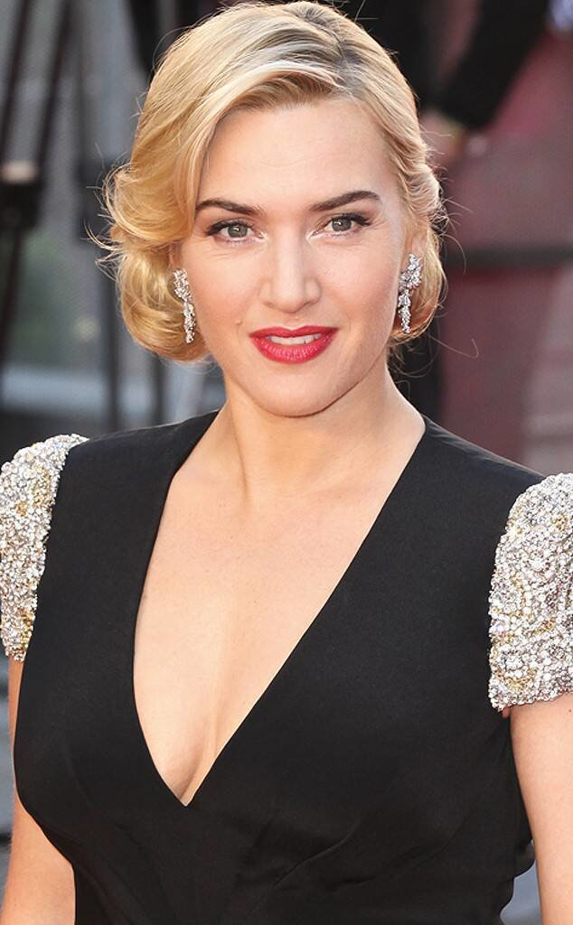 Free Kate Winslet From Celebrity Inspired Bridal Hairstyles E Wallpaper