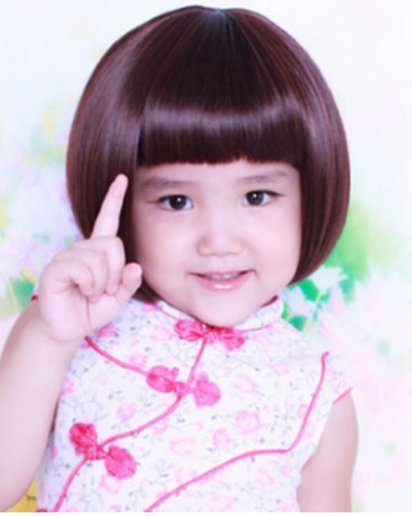 Free 20 Baby Girl Hairstyles Wallpaper