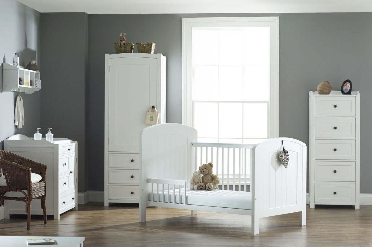 Best Nursery Furniture Sets White Uk Thenurseries With Pictures