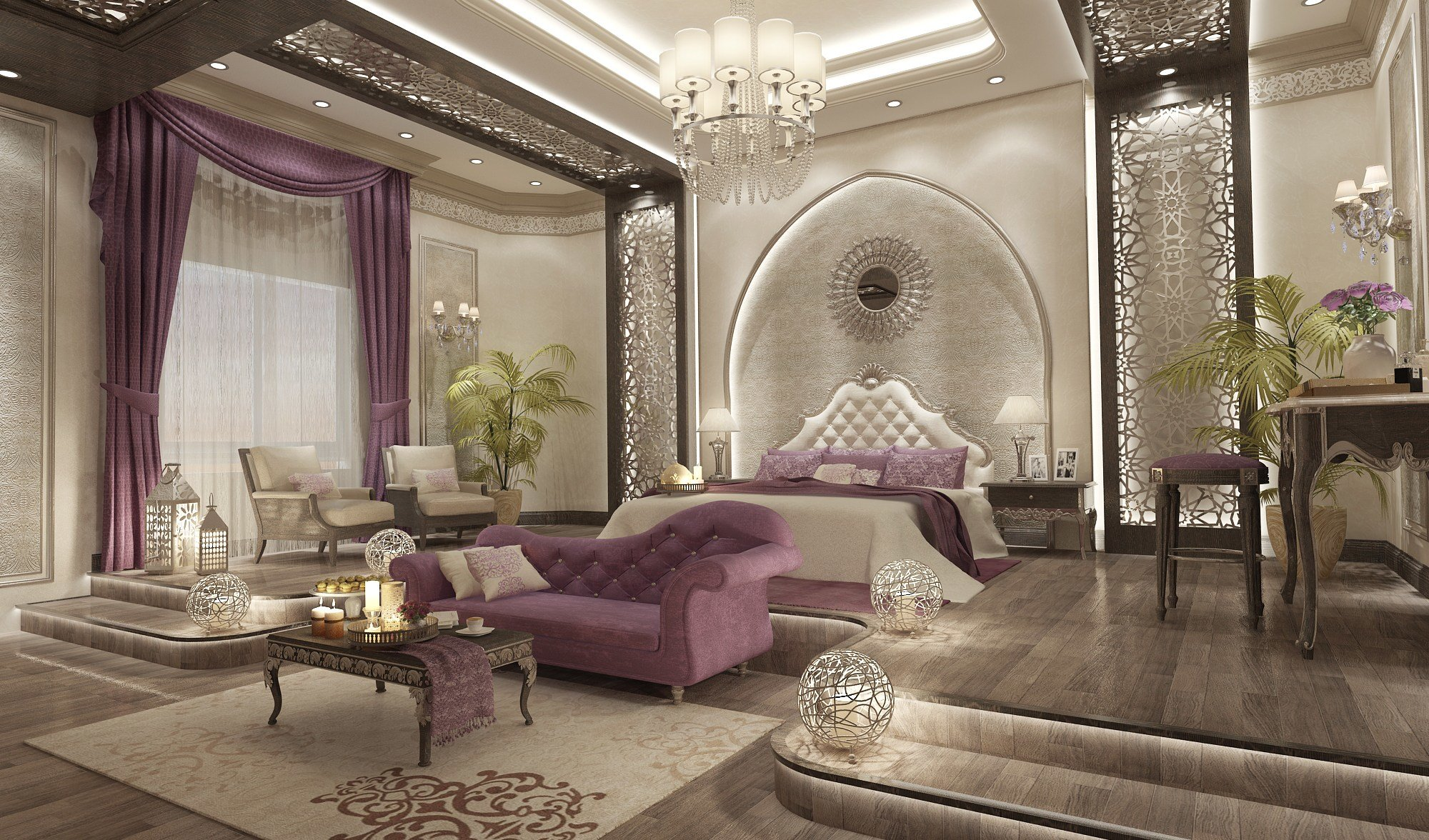 Best Islamic Classic Style Ala A Hariri Interiors With Pictures
