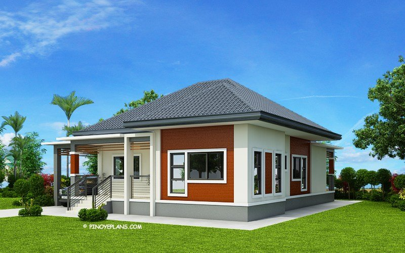 Best Miranda – Elevated 3 Bedroom With 2 Bathroom Modern House With Pictures