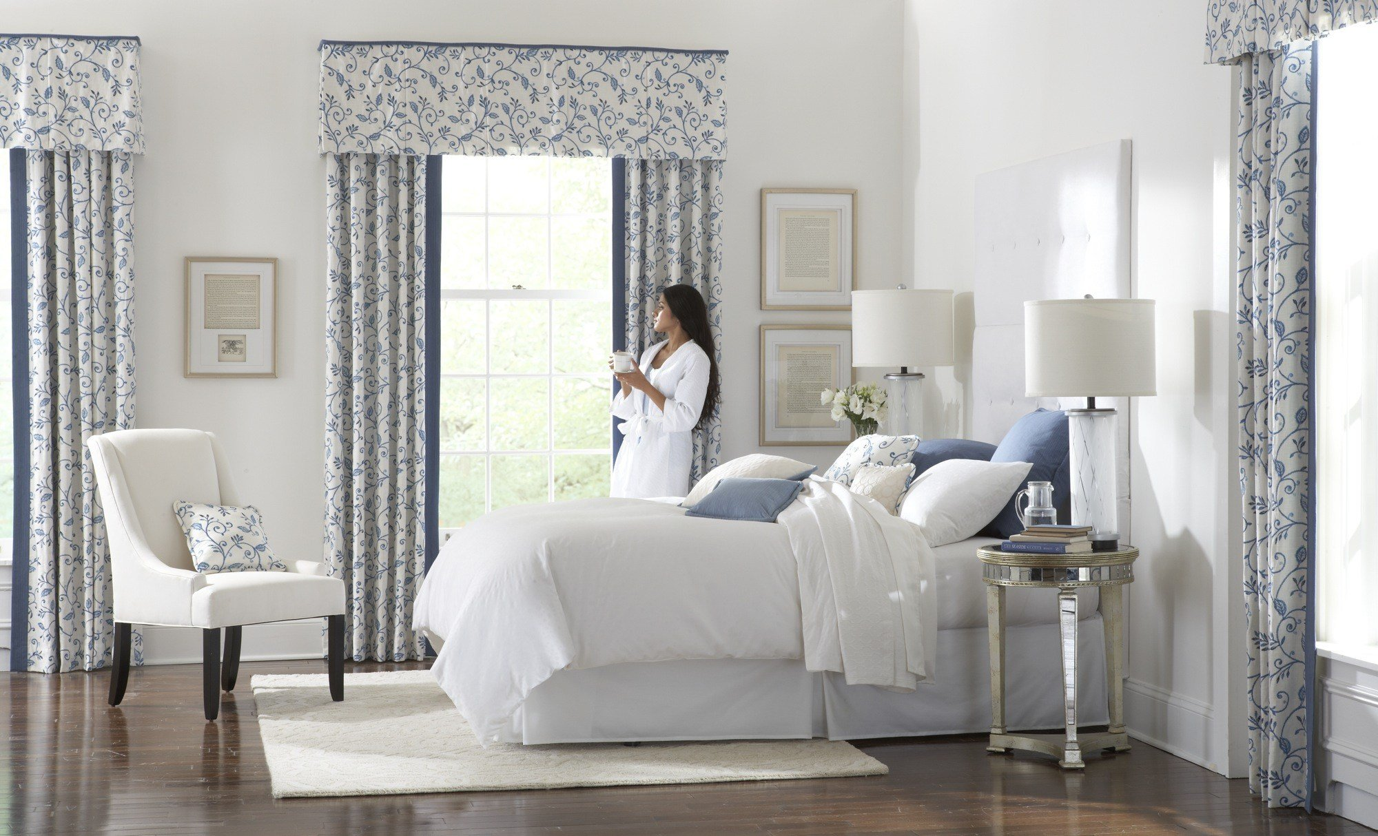 Best Window Treatment Ideas For The Bedroom Quality Window Treatments With Pictures