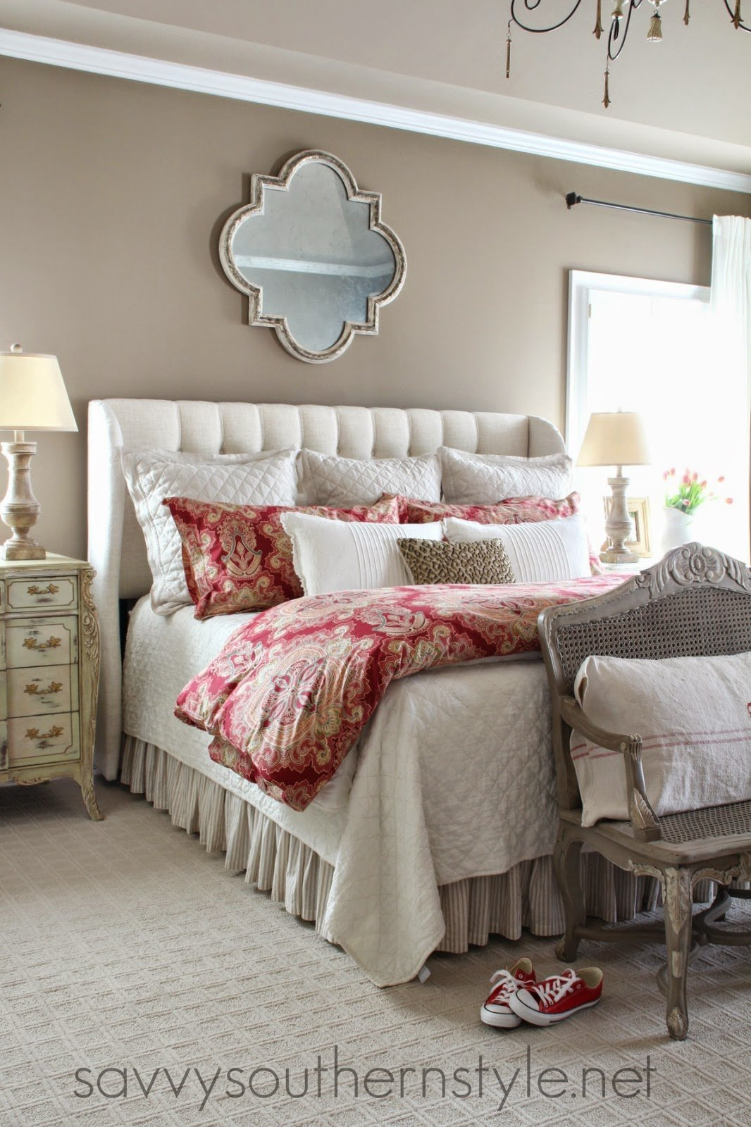 Best Savvy Southern Style My Home S Paint Colors With Pictures