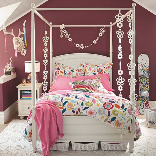 Best Little Girls Bedroom Cool Teenage Girl Rooms With Pictures
