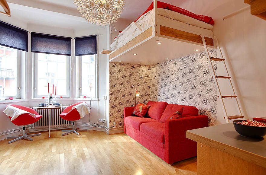 Best Beautiful Abodes The Studio Apartment That Reaches For With Pictures