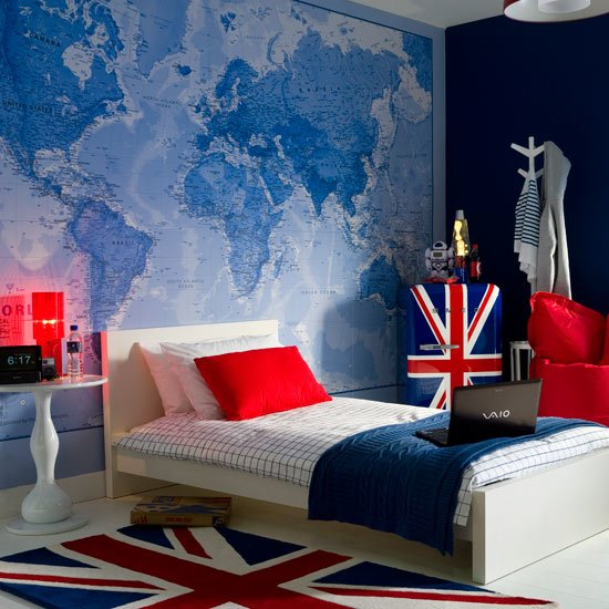 Best Roses And Rust Bedrooms For Boys With Pictures