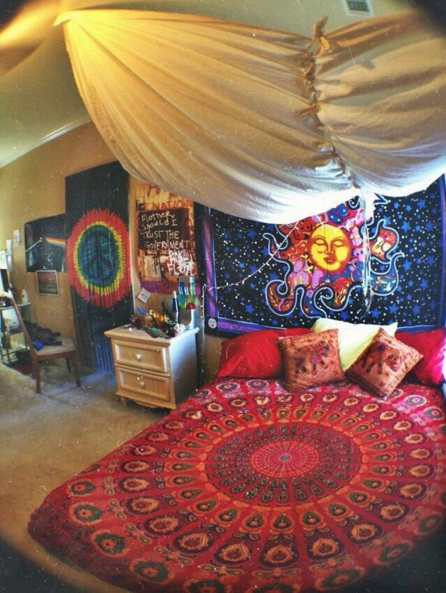 Best Trippy Bedroom Decor Interior Design Meaning With Pictures