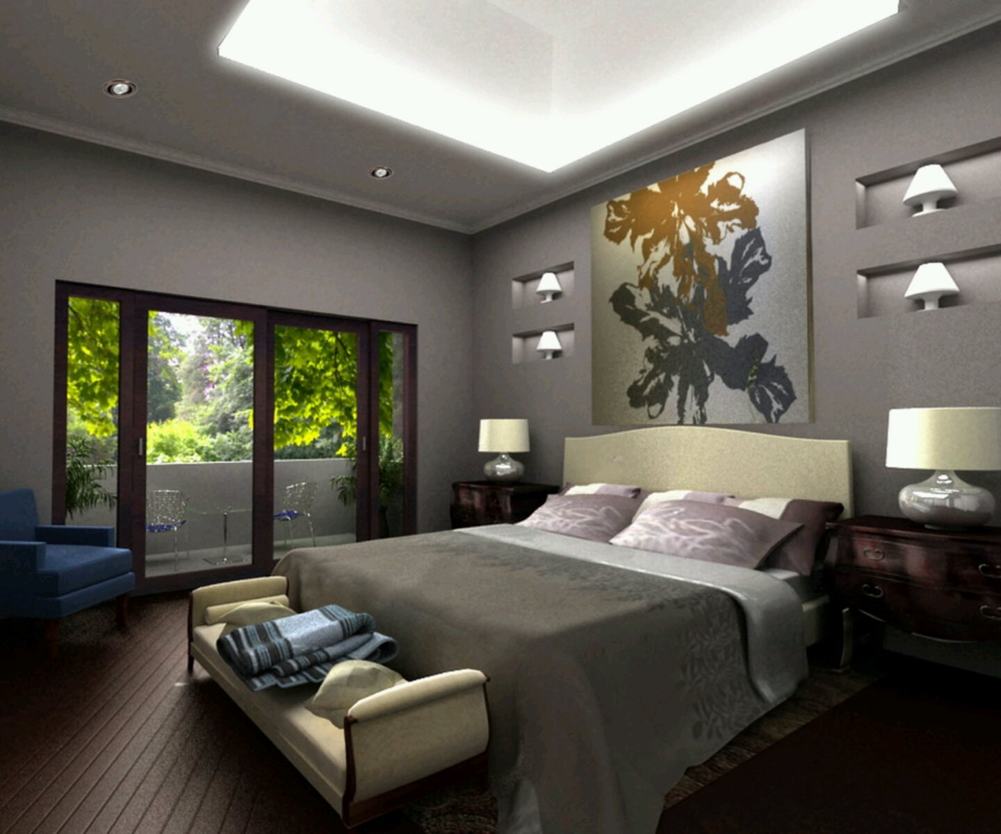 Best Modern Furniture Modern Bed Designs Beautiful Bedrooms With Pictures