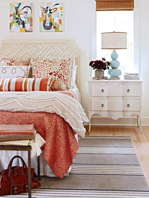 Best Modern Furniture 2013 Bedroom Color Schemes From Bhg With Pictures