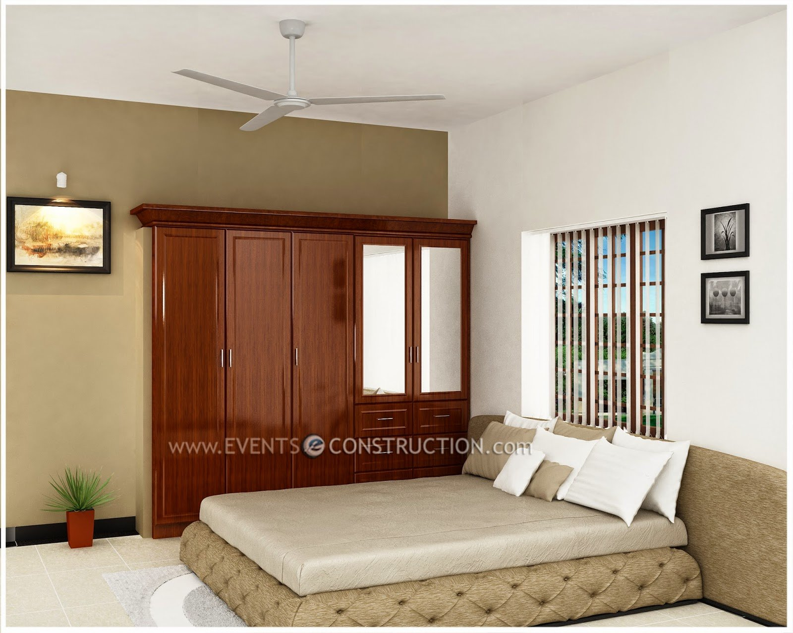 Best Evens Construction Pvt Ltd Kerala House Bedroom Designs With Pictures