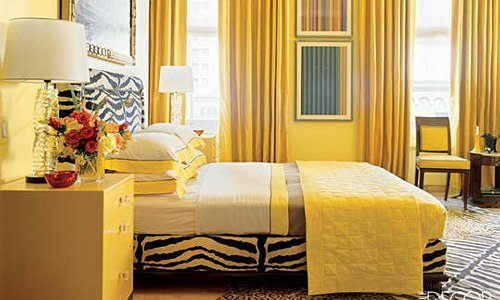Best 22 Beautiful Yellow Themed Small Bedroom Designs Interior Design Inspirations For Small Houses With Pictures