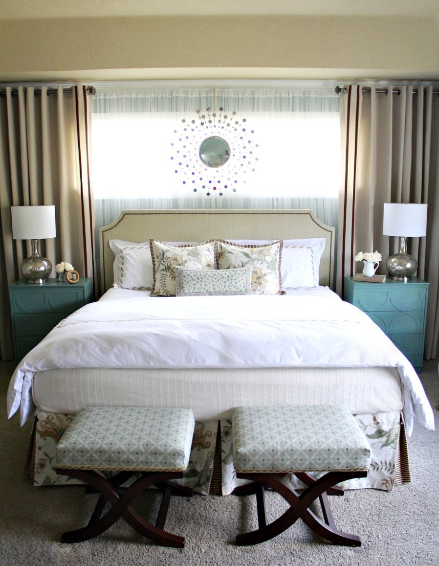 Best Crafty Sisters Master Bedroom Reveal With Pictures