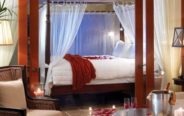 Best Modern Furniture 2014 Romantic Valentine's Day Bedroom Decorations Ideas With Pictures