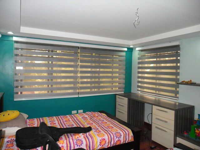 Best New Look For Boys' Bedroom Using Combi Blinds Legaspi With Pictures
