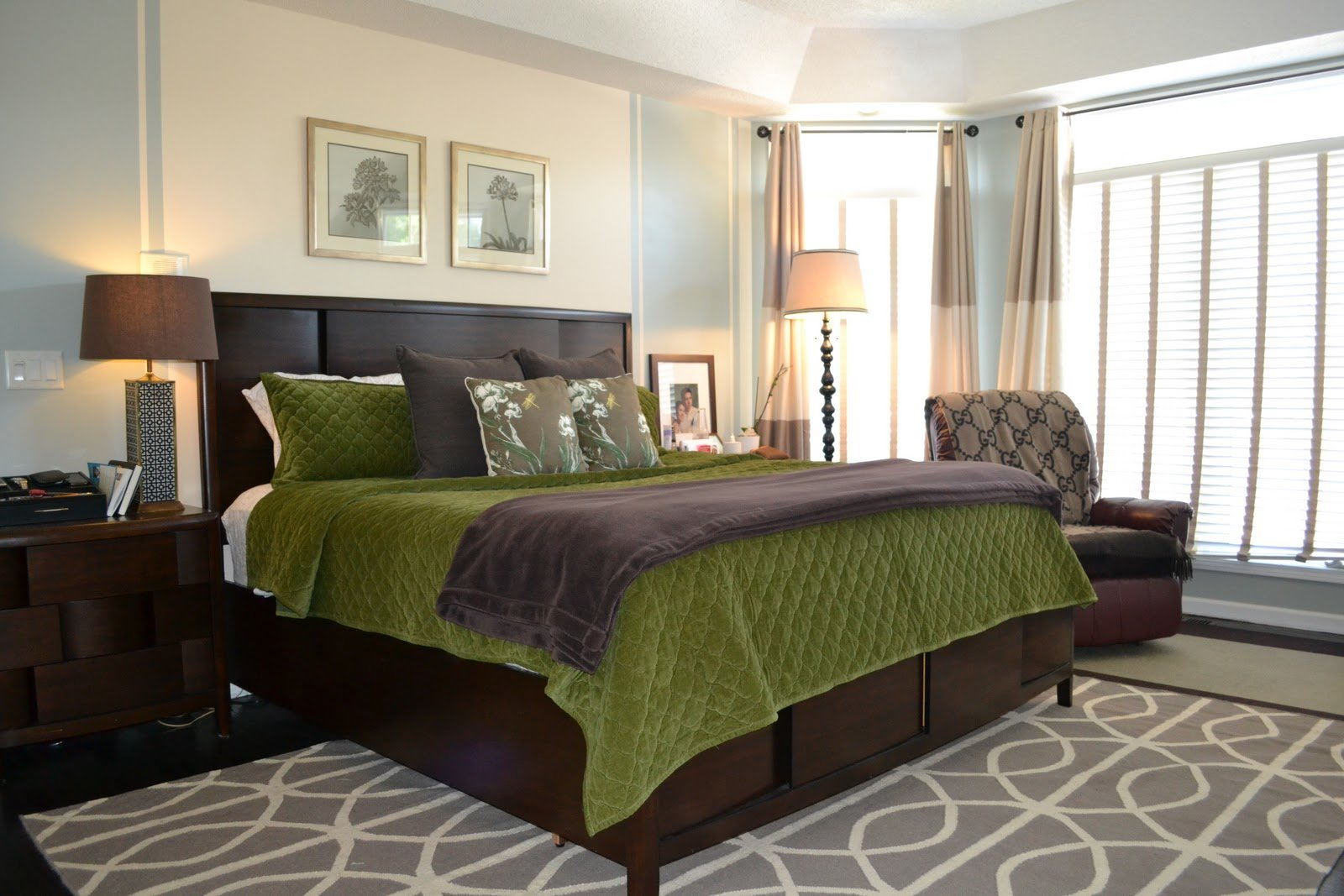 Best Remodelaholic Gorgeous Master Bedroom Makeover With Pictures