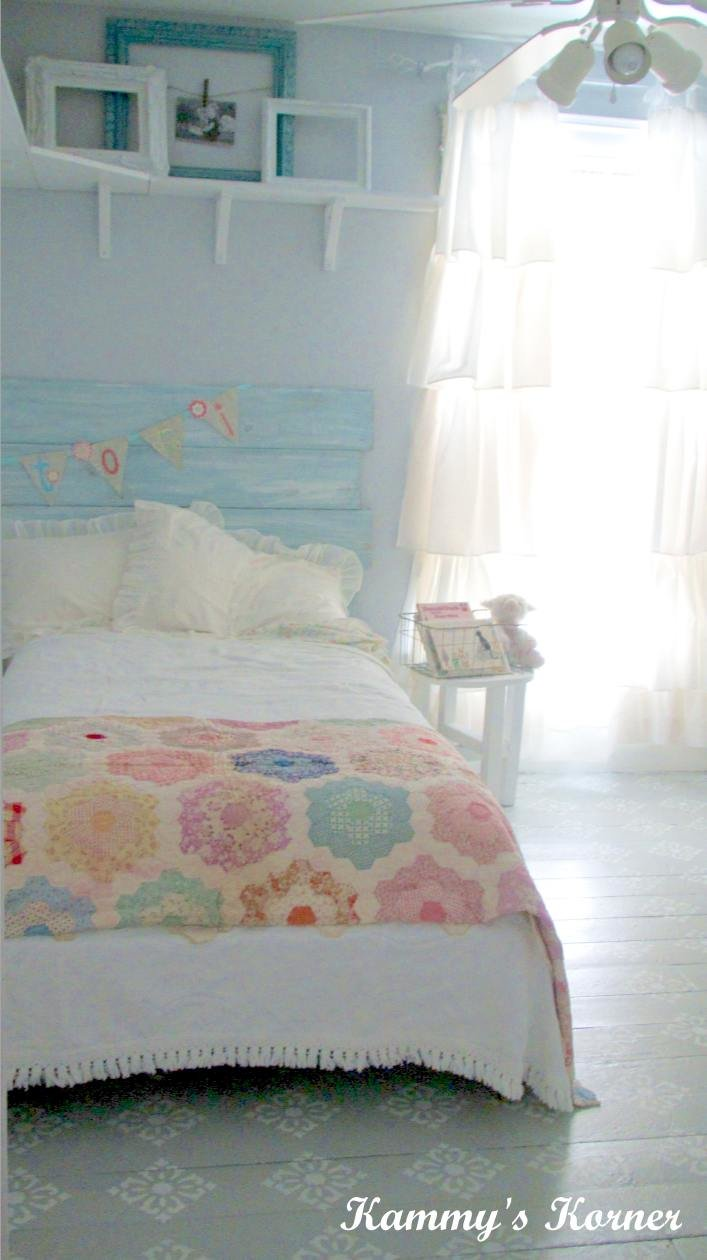 Best Kammy S Korner Tori S Shabby Chic Big Girl Room Reveal With Pictures