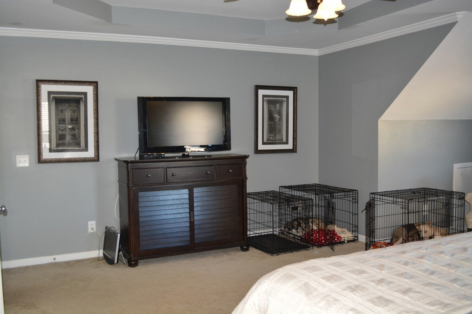 Best Southern Grace First Project Of The New Year Master Bedroom With Pictures