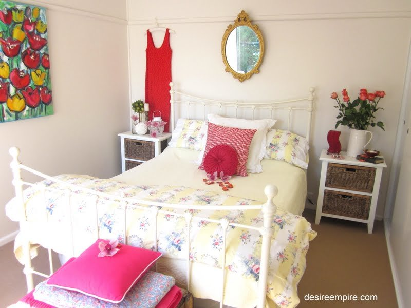 Best Girly Bedroom Makeover For Spring Desire Empire With Pictures