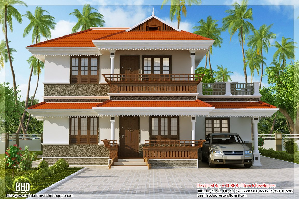 Best September 2012 Kerala Home Design And Floor Plans With Pictures
