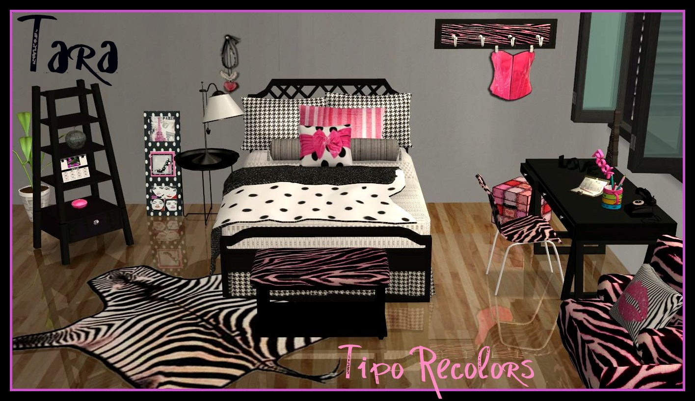 Best Sims 2 Creations By Tara Anye S Tipo Bedroom Recolors With Pictures
