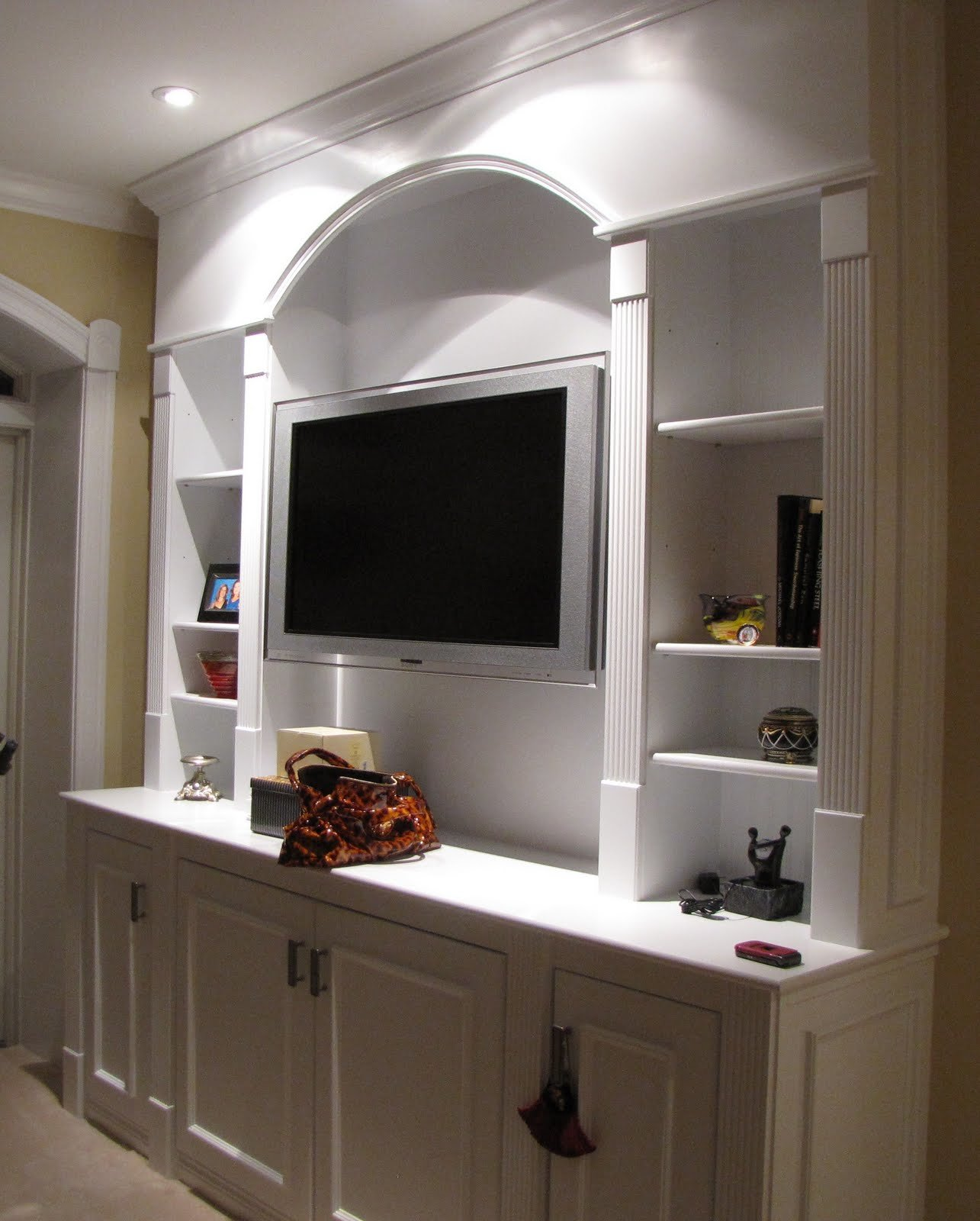 Best Painted River How To Change A Wall Unit With Pictures