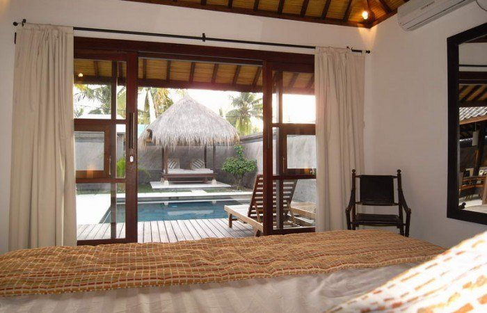 Best Gili Villas 1 2 Bedroom Villa Bookings Gili T With Pictures