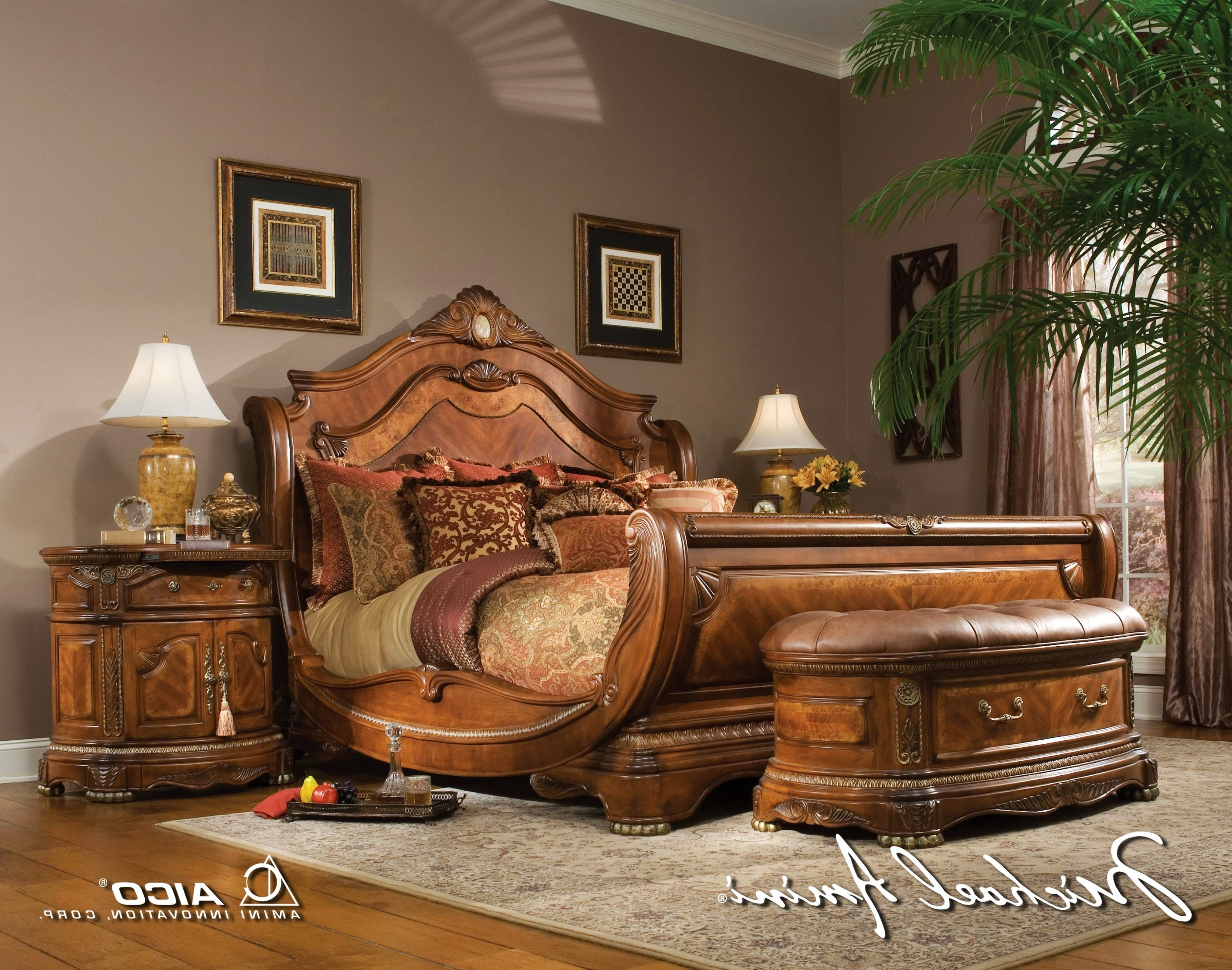 Best Traditional King Bedroom Sets Queen Size Bed Frame With Pictures