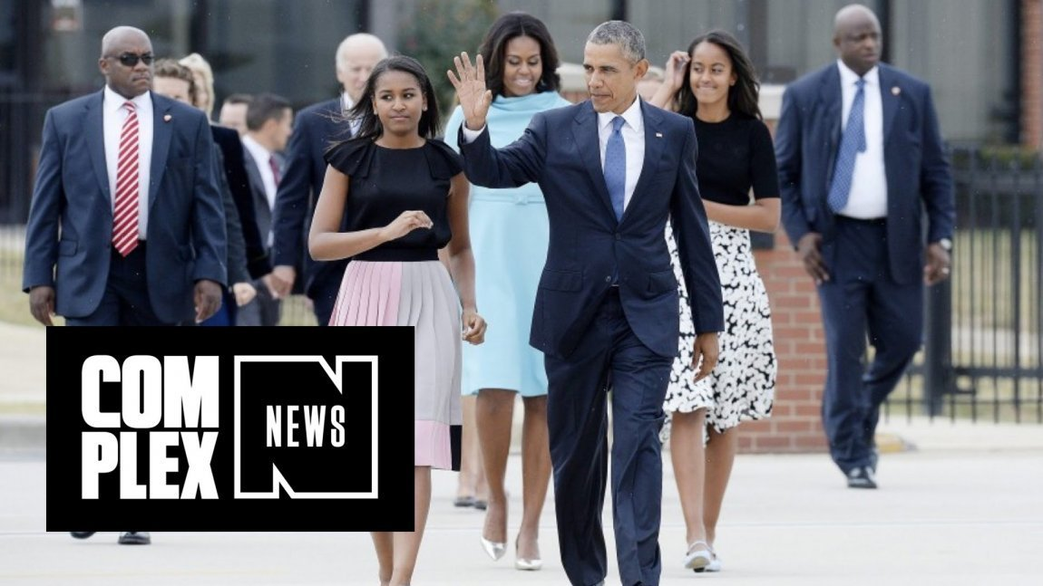 Best White House Residence Photos Bedroom Ociated Press Malia With Pictures