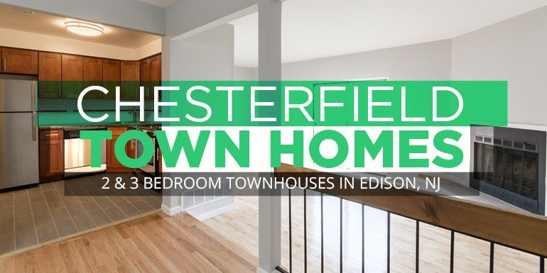 Best Chesterfield Townhomes 2 3 Bedrooms In Edison Nj With Pictures