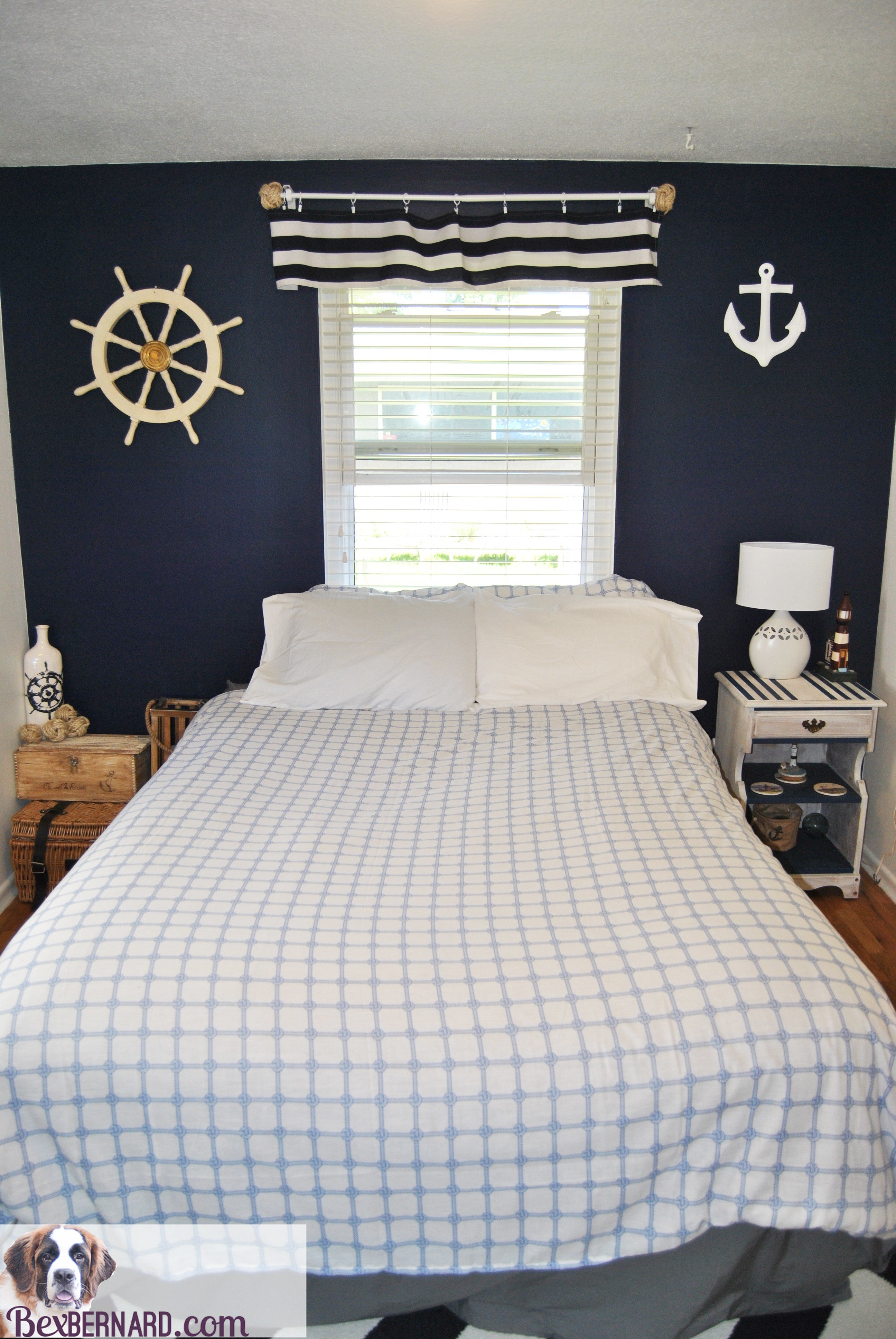 Best Nautical Bedroom Home Decor Bexbernard With Pictures