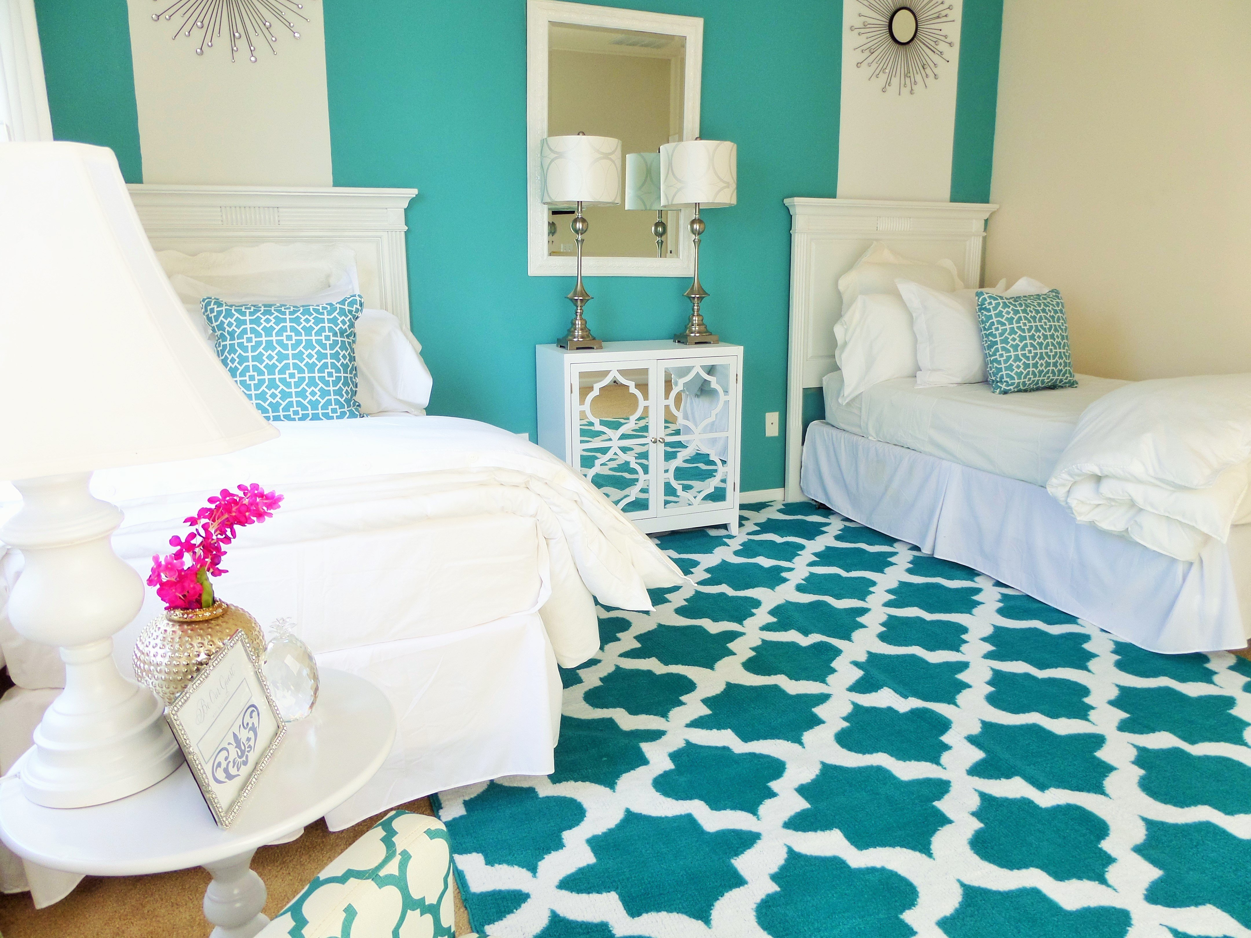 Best Guest Room One Room Two Beds – Be My Guest With Denise With Pictures