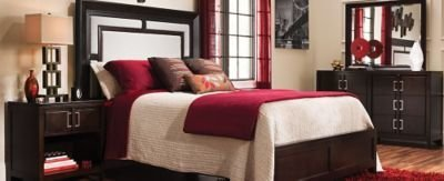 Best Cadence Contemporary Bedroom Collection Design Tips Ideas Raymour And Flanigan Furniture With Pictures