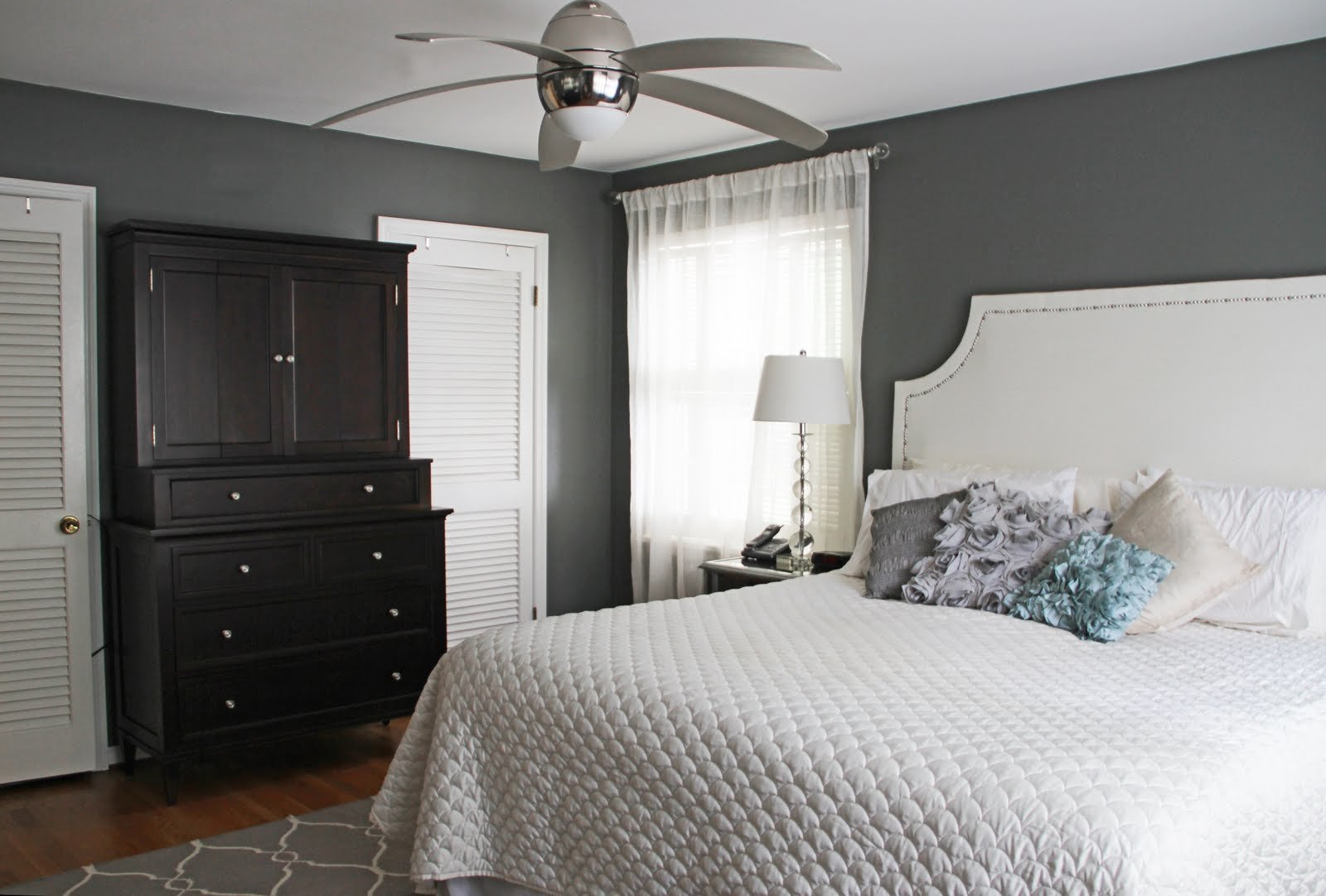 Best Running From The Law Master Bedroom Makeover Before After With Pictures