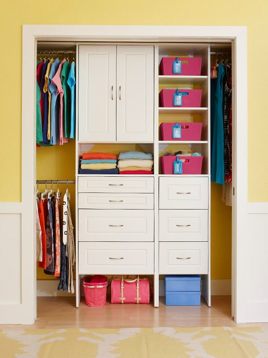Best Easy Organizing Tips For Closets 2013 Ideas Modern With Pictures