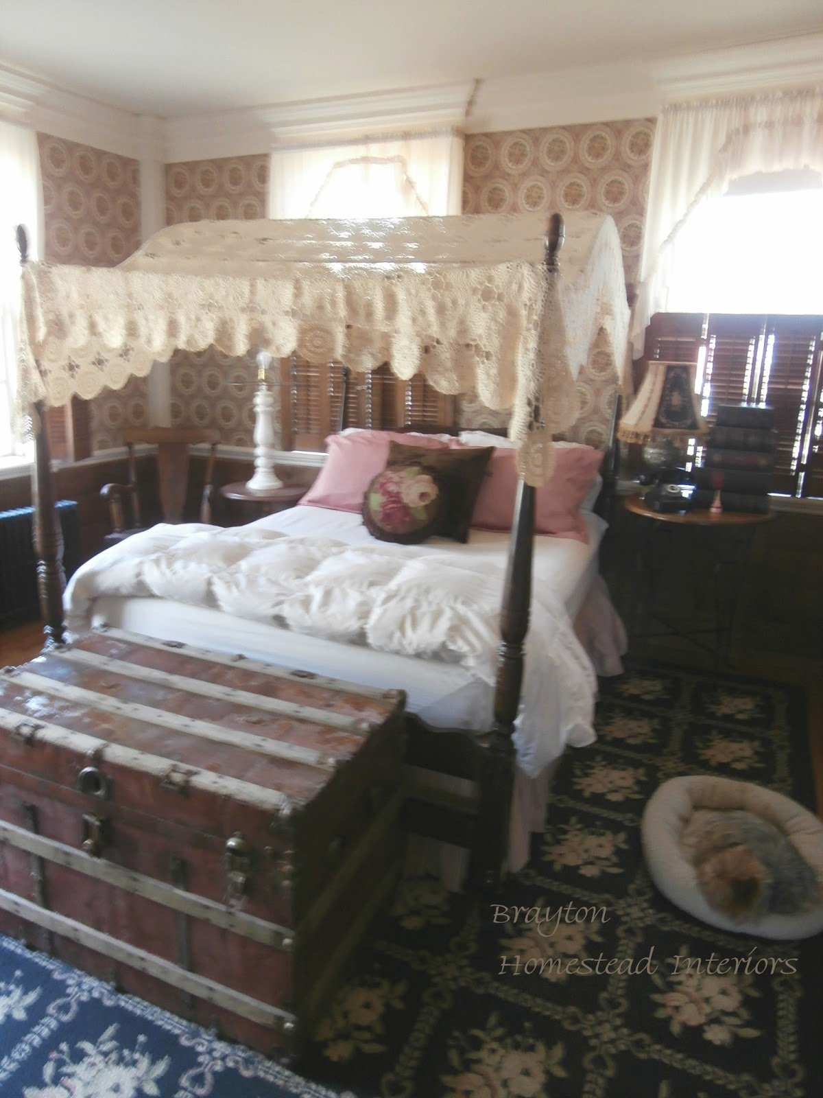 Best Brayton Homestead Interiors New Bedroom Furniture With Pictures