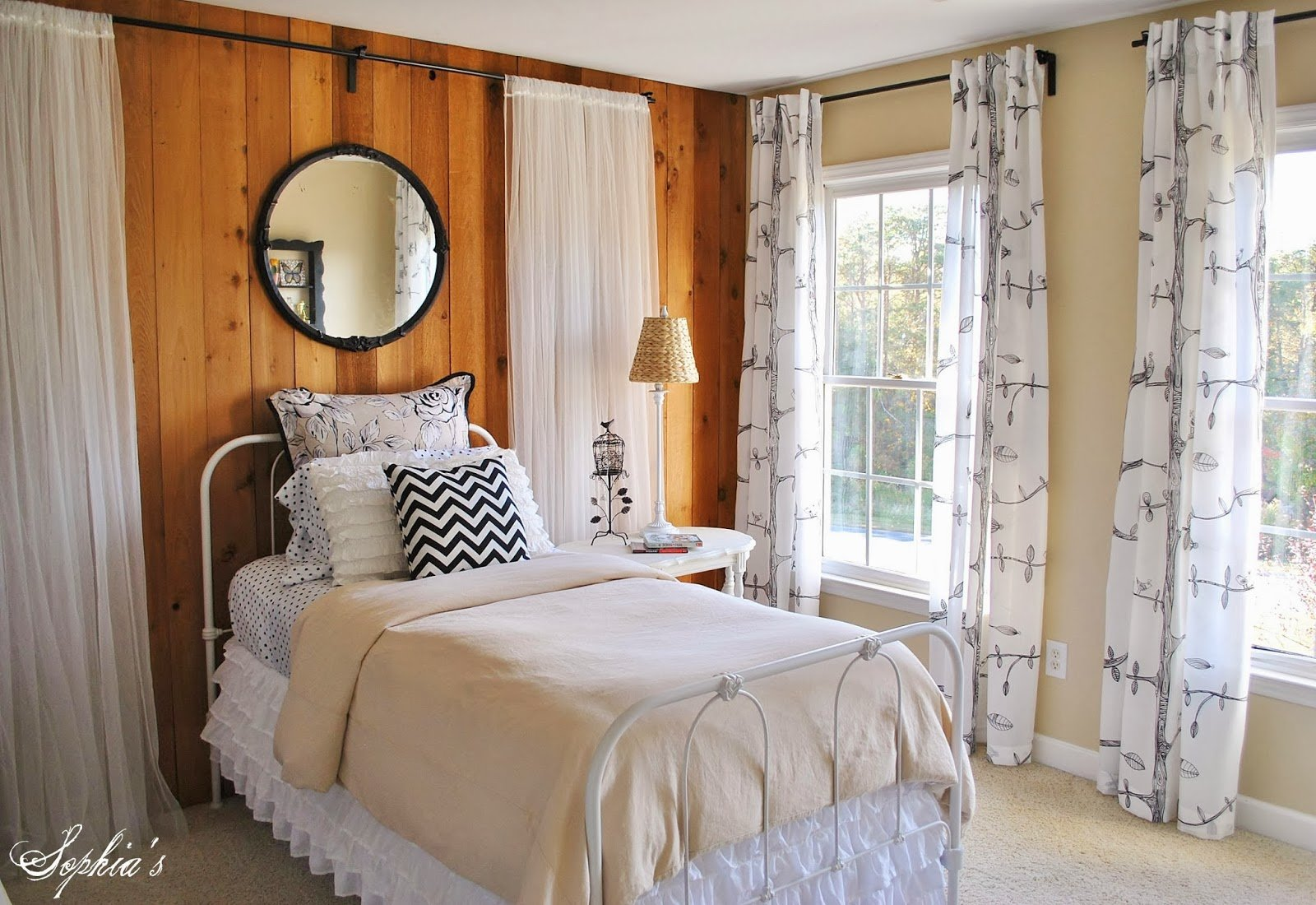 Best Sophia S Budget Bedroom Makeover For A Rental Home With Pictures
