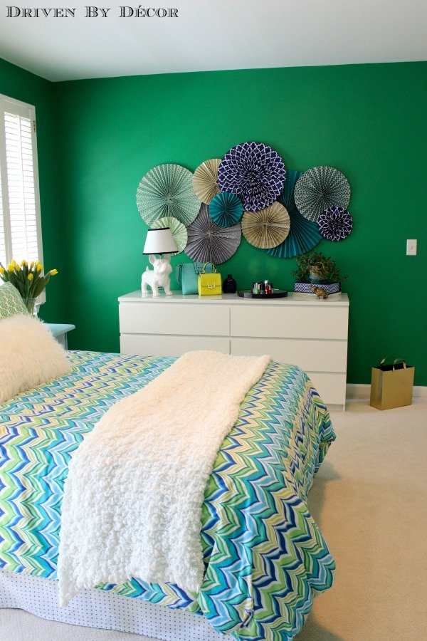 Best Diy Tutorial How To Make Paper Rosettes Driven By Decor With Pictures