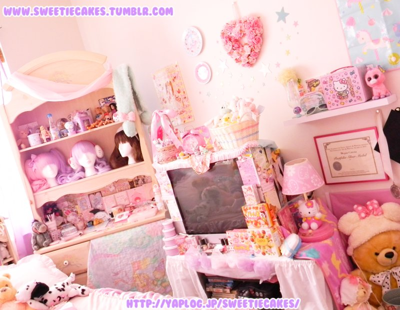 Best Kai Oceans A Lolita S Dream Room With Pictures