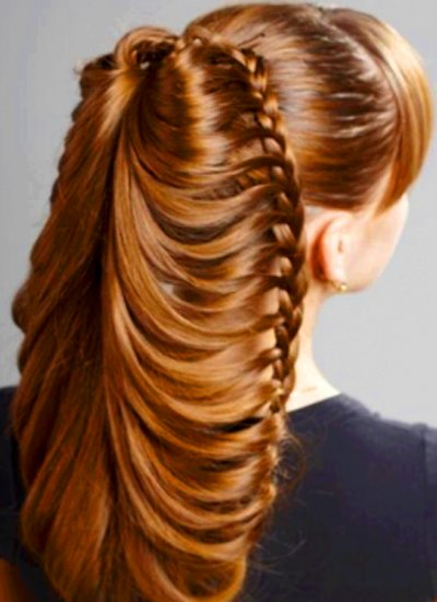 Free Fashion Crazyixt Hair Style Hair Style Tutorial Wallpaper