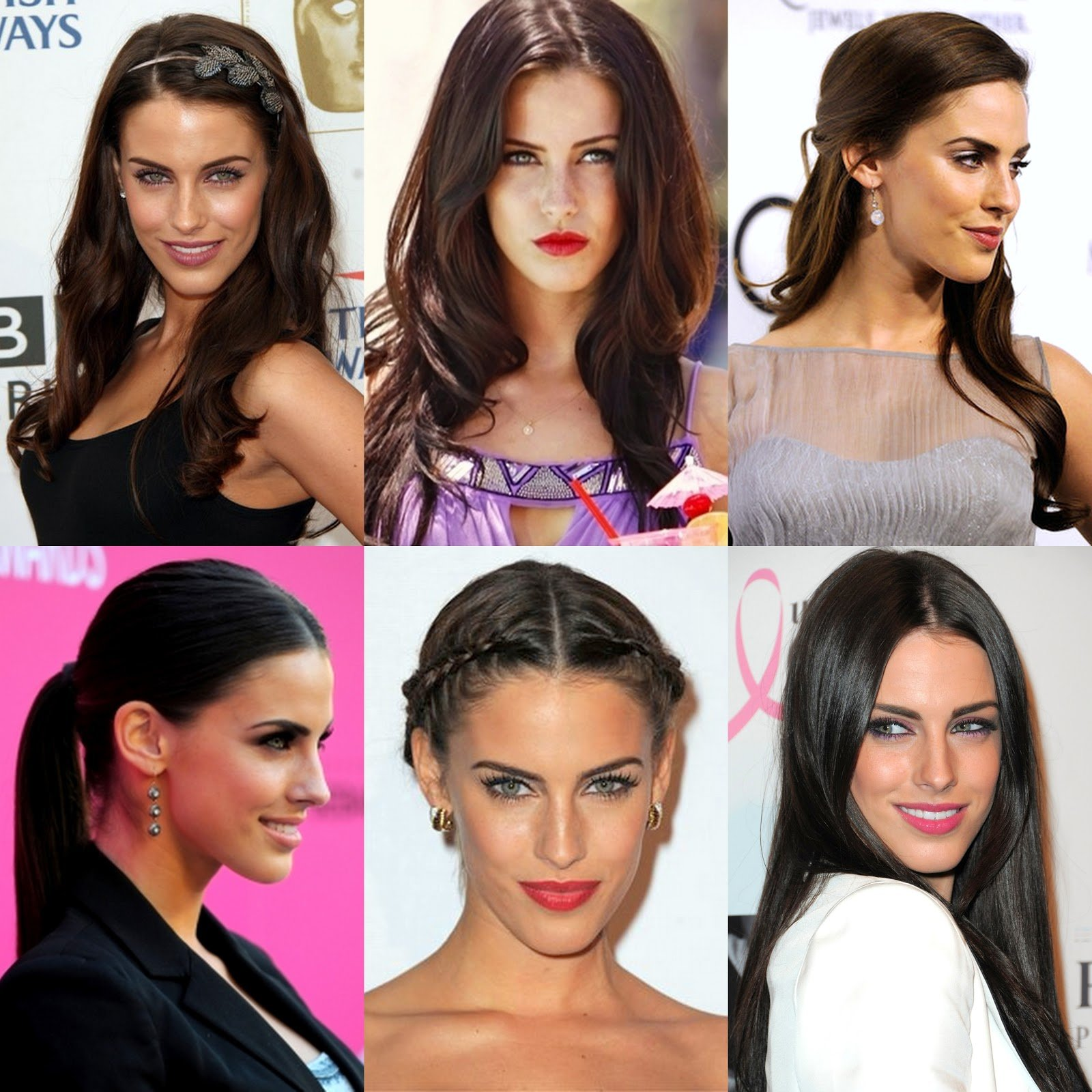 Free Frills And Thrills 90210 Hairstyle Inspiration Wallpaper