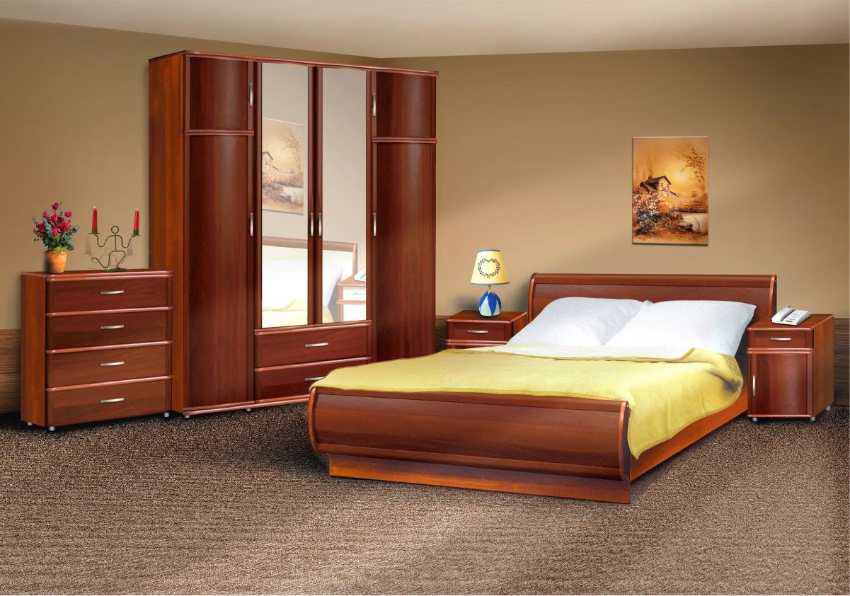 Best The Simplicity Connected With Modern Bedroom Furniture With Pictures
