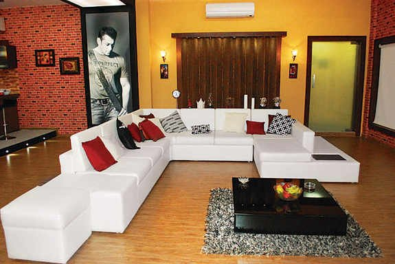 Best Salman Khan' Special Cottage Near Bigg Boss 7 House With Pictures